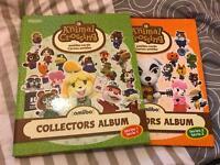 FULL Animal Crossing Amiibo Cards Album Series 1 & Part Series 2