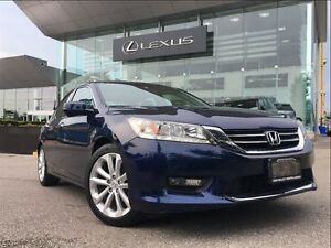 2014 Honda Accord Sedan 1 Owner Touring Pkg Navi Back Up Cam Sun