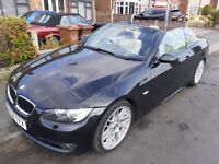 BMW, 3 SERIES, Convertible, 2008, Semi-Auto, 2993 (cc), 2 doors