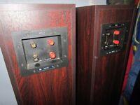 TDL RTL2 Floor Standing Speakers.