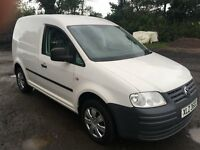 2009 VW CADDY 1 OWNER FULL HISTORY *FINANCE AVAILABLE*