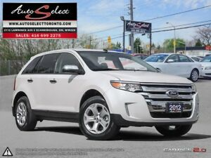 2012 Ford Edge ONLY 124K! **CLEAN CARPROOF** NEW TIRES AND BR...