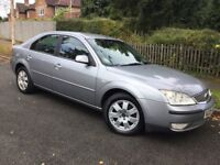Ford Mondeo 1.8i Zetec hatch with FSH & long MOT !