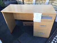 Argos 3 drawer desk
