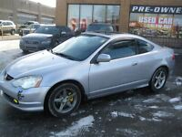 2003 Acura RSX Type S/ LEATHER/SUNROOF/TRADE IN SPECIAL