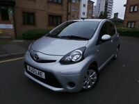 Toyota Aygo 1.0 VVT-i Ice 5dr£3495 p/x welcome 6 MONTHS WARRANTY INCLUDED FREE ROAD TAX FOR LIFE