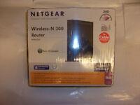 netgear wireless router £20 new