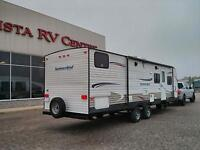 RV Transport // Travel Trailer Towing // Park Model Towing
