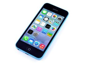 **Apple iPhone 5c Blue Unlocked**