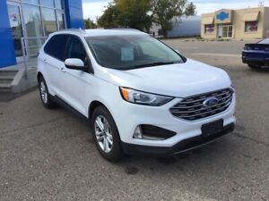 2019 Ford Edge SEL LEATHER SEATS! HEATED SEATS! NAVIGATION!