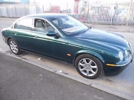 (2005)JAGUAR S-TYPE SE ,TWIN TURBO DIESEL ,4 DOOR SALOON ,S/S/H.............