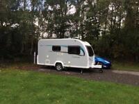 Bailey pursuit 2 berth touring caravan