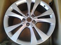 Vauxhall insignia VXR20 inch alloy wheel