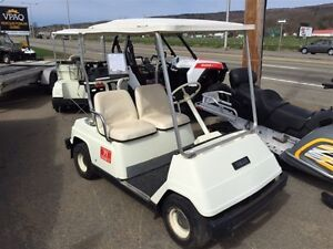 1989 Yamaha DRIVE Golf Cart Voiturette à gaz