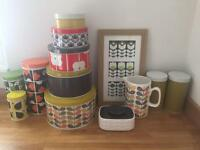 Orla Kiely kitchen accessories - Great condition