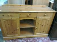 Pine dresser #31840 £60