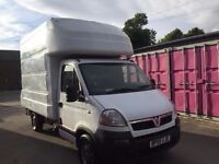 VAUXHALL MOVANO LUTON WITH TAIL LIFT FOR SALE