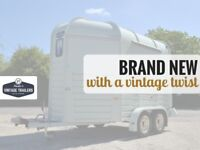 Catering Trailers with a Vintage Twist (Brand New)