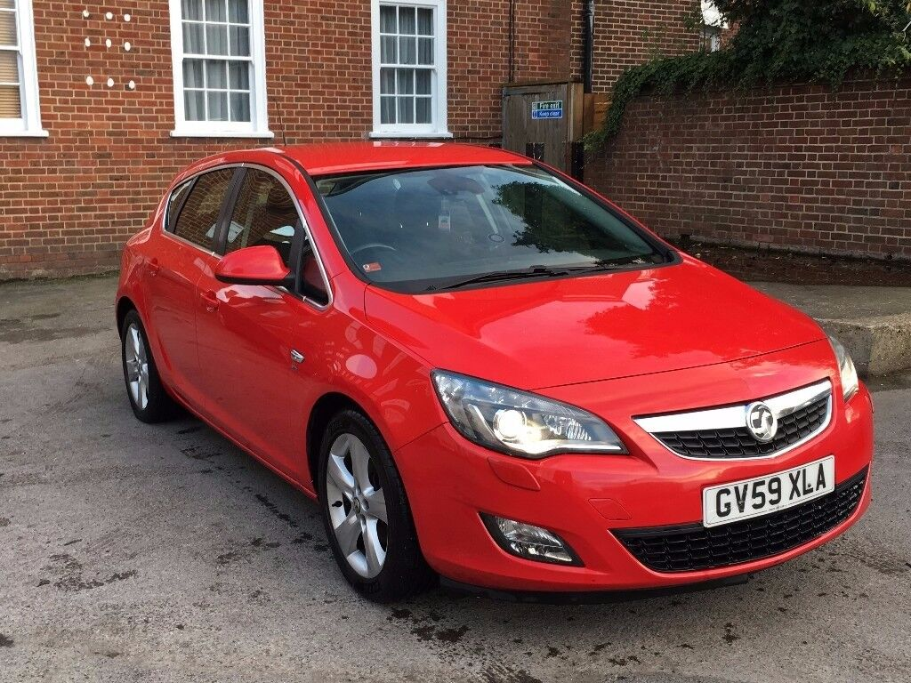 Vauxhall Astra 1.6 SRI, 5 dr, New Shape, Manual, Bluetooth, 2 Prev ...