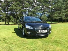 Peugeot 508 SW 2.0 HDi Very Low Mileage, FSH Pan Roof