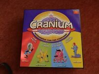 CRANIUM BOARD GAME FOR ADULTS & TEENS. - NEW