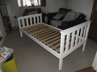Mothercare childs single bed frame