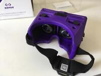 Virtual Reality Headset for iPhone/Android, Merge VR