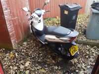 Scooter for sale. Excellent condition