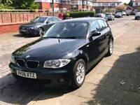 2006 Black BMW 1 SERIES