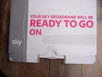 SKY Wireless Router---Brand New in Box!