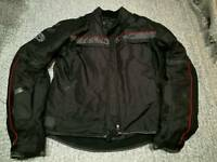 Arlen Ness Waterproof Bike Jacket 42""