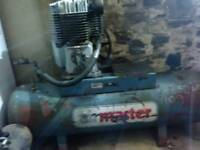 250lt compressor tank and BK20 pump