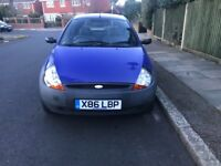 Ford ka Very low miles