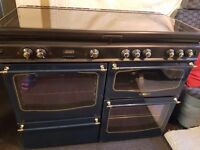 Fully working range cooker RANGEMASTER. Delivery available