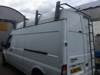 Transit Roof Rack INDUSTRIAL ROOF RACK- GOOD CONDITION
