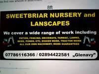 Landscaping hard or soft