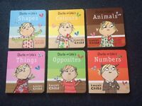 CHARLIE AND LOLA 'S BABY, KIDS,CHILDRENS BOARD BOOKS