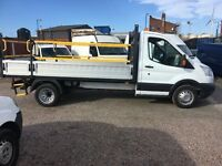 2015 TRANSIT 350 PICKUPS CHOICE FROM £13700 PLUS VAT ONLY