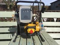 Electric diesel transfer pump