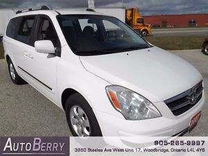2007 Hyundai Entourage GLS *** Certified and E-Tested *** $4,999