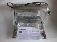 New Stainless steel insect killer requires bulbs £30