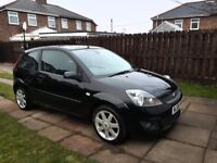 FORD FIESTA 1.25 ZETEC BLUE EDITION ***68883 miles*** SERVICE HISTORY