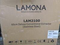 Lamona cooker hood extractor