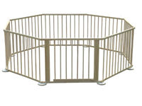 Wooden large playpen