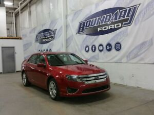 2012 Ford Fusion SEL W/ SecureCodeEntry, Cloth, Remote Start