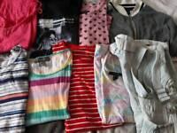 Bundle of girls tops/jacket size 6