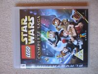 PS3 Lego Star Wars - The Complete Saga Game