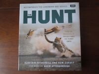 The Hunt, Hardback Book - Excellent Condition