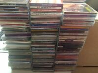 1100 x Barcoded Music CD Albums Wholesale, Joblot, Bulk, Bundle, Compilations FREE DELIVERY