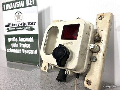 Rücklichtglas Hella K13302 Bundeswehr 120 mm rundes Rücklicht mit Tarnlicht